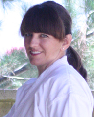 Heather Greenwood, Aikido Martial Arts Temecula