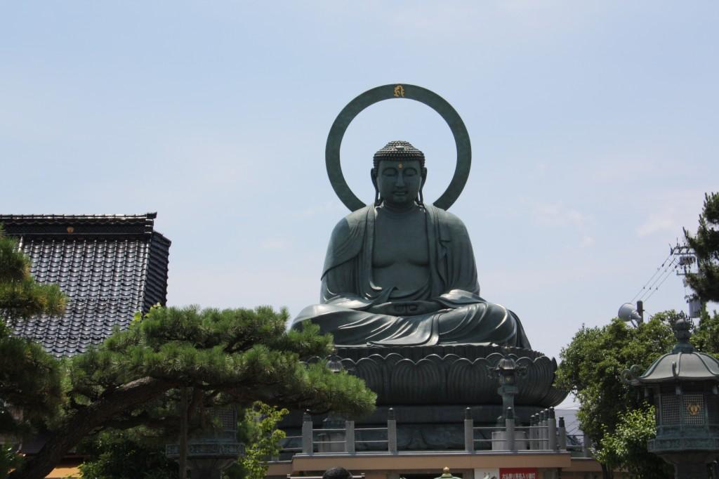 The Buddha of Takaoka